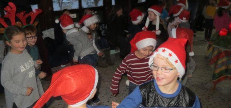 Adventsfeier am 18.12.17 in Waldbrunn:
