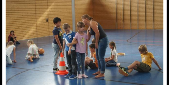 Sozialtraining mit Frau Münker
