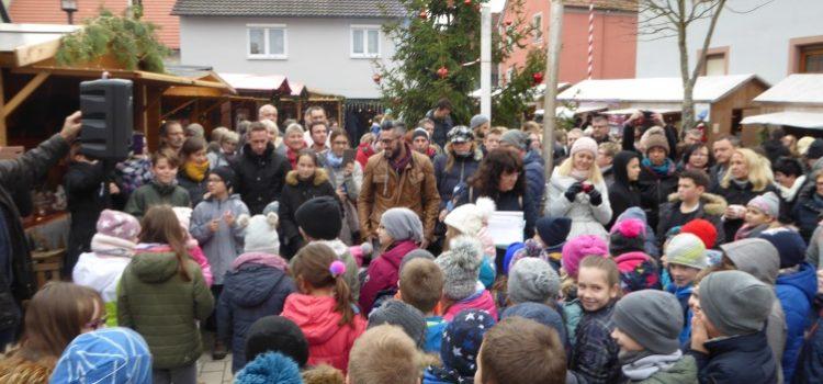 Waldbrunn weckt den Nikolaus, wir waren dabei!