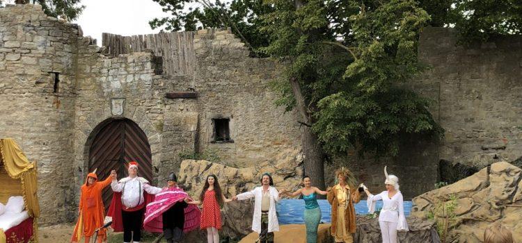 Kinderfestspiele in Giebelstadt: Zogg und die Ritter der Lüfte